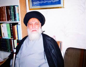 آیت الله سید علینقی طبسی حائری